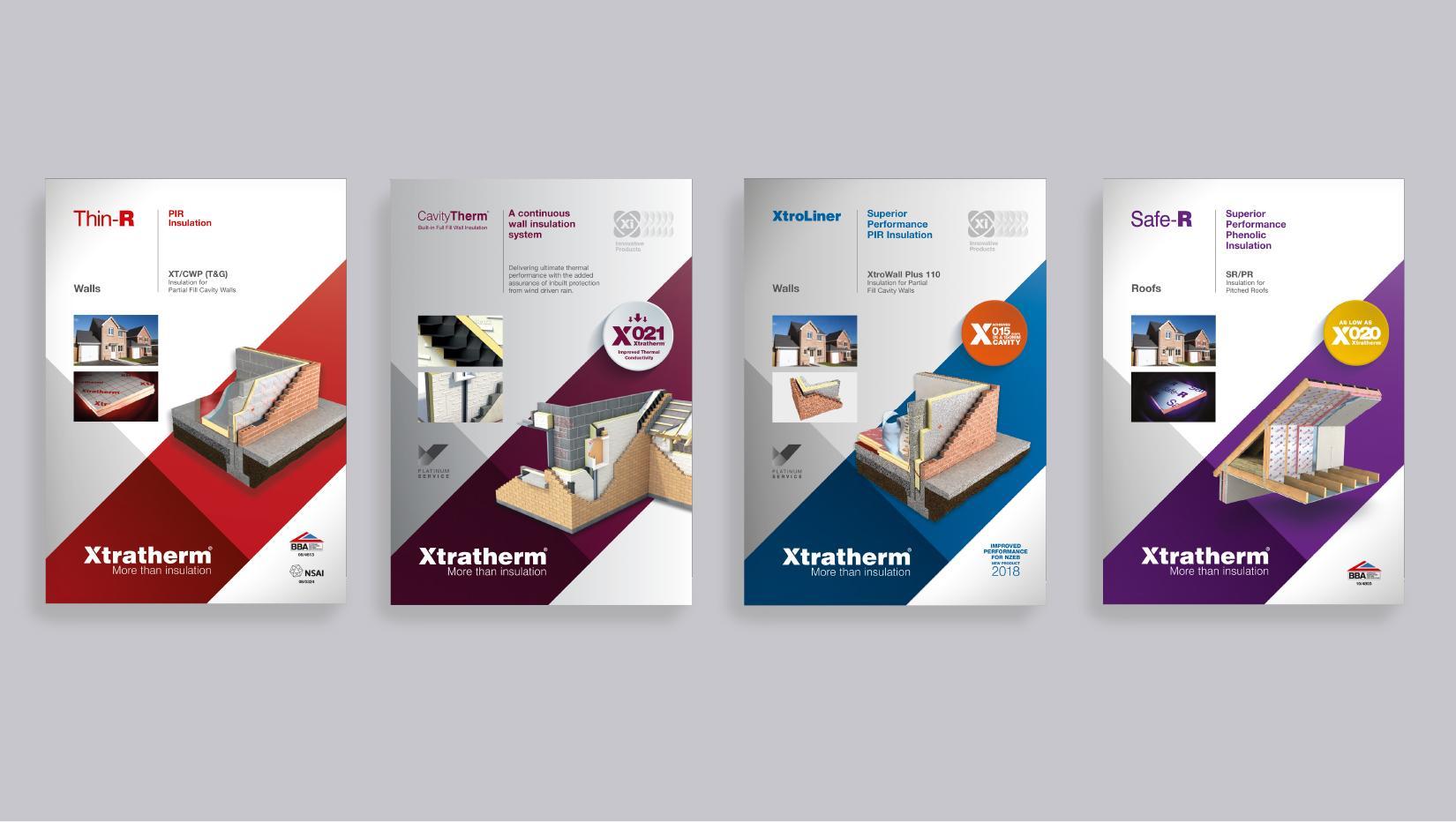 Xtratherm Product Brochure Ranges