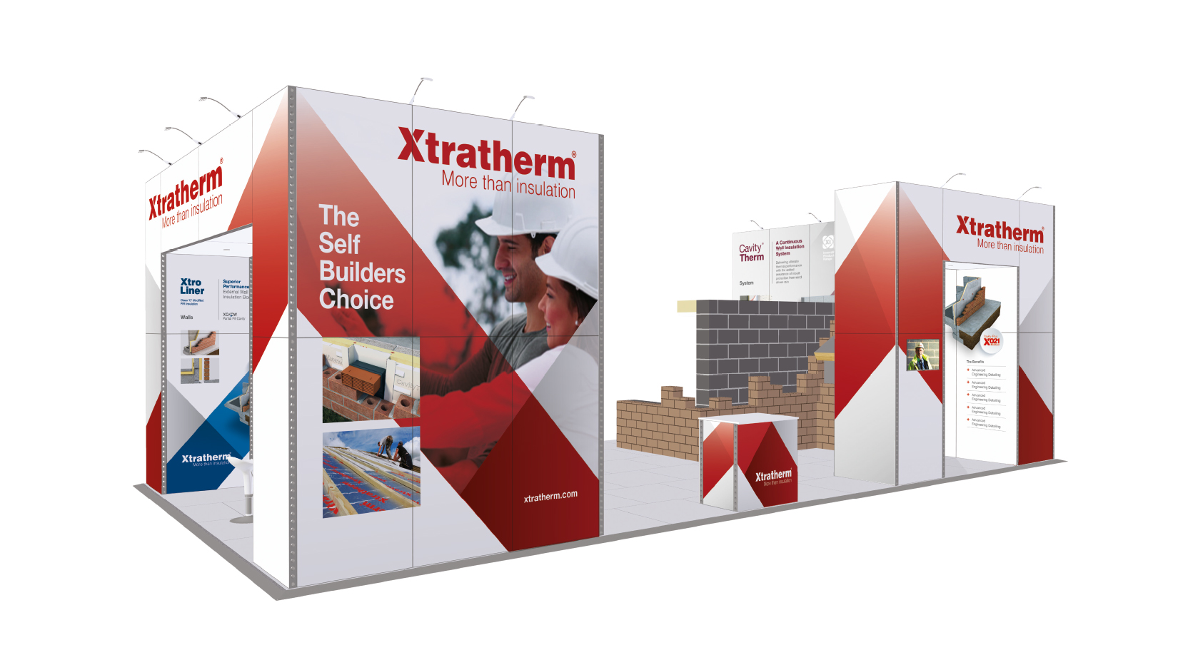 Xtratherm Exhibition Stand