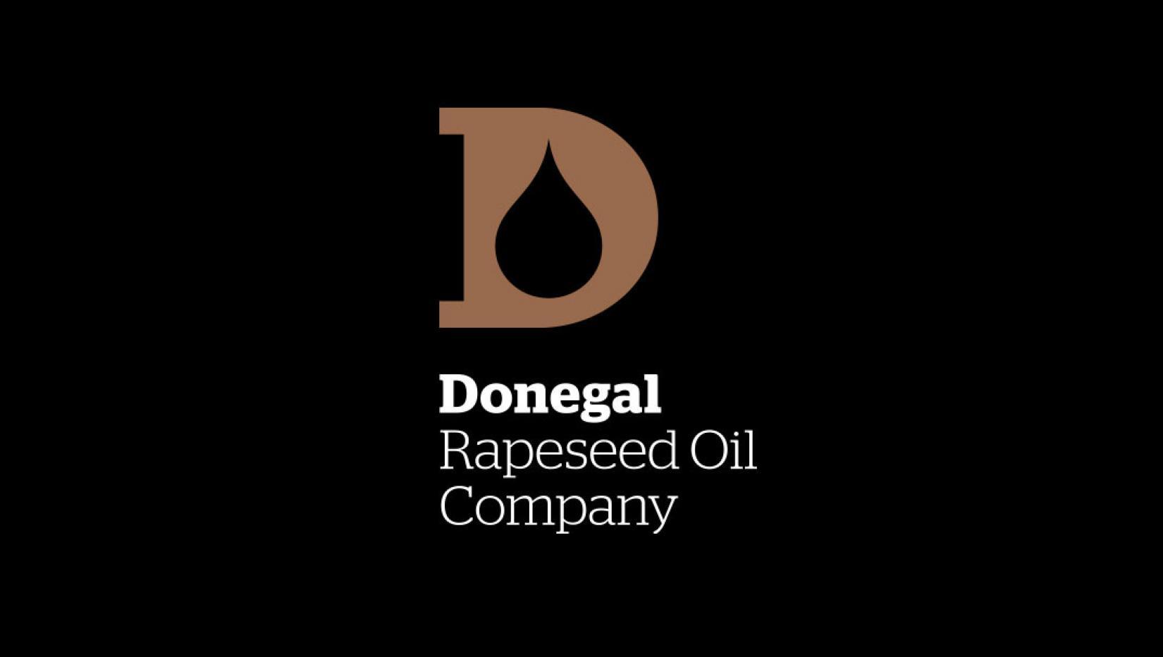 Donegal Rapeseed Oil Branding