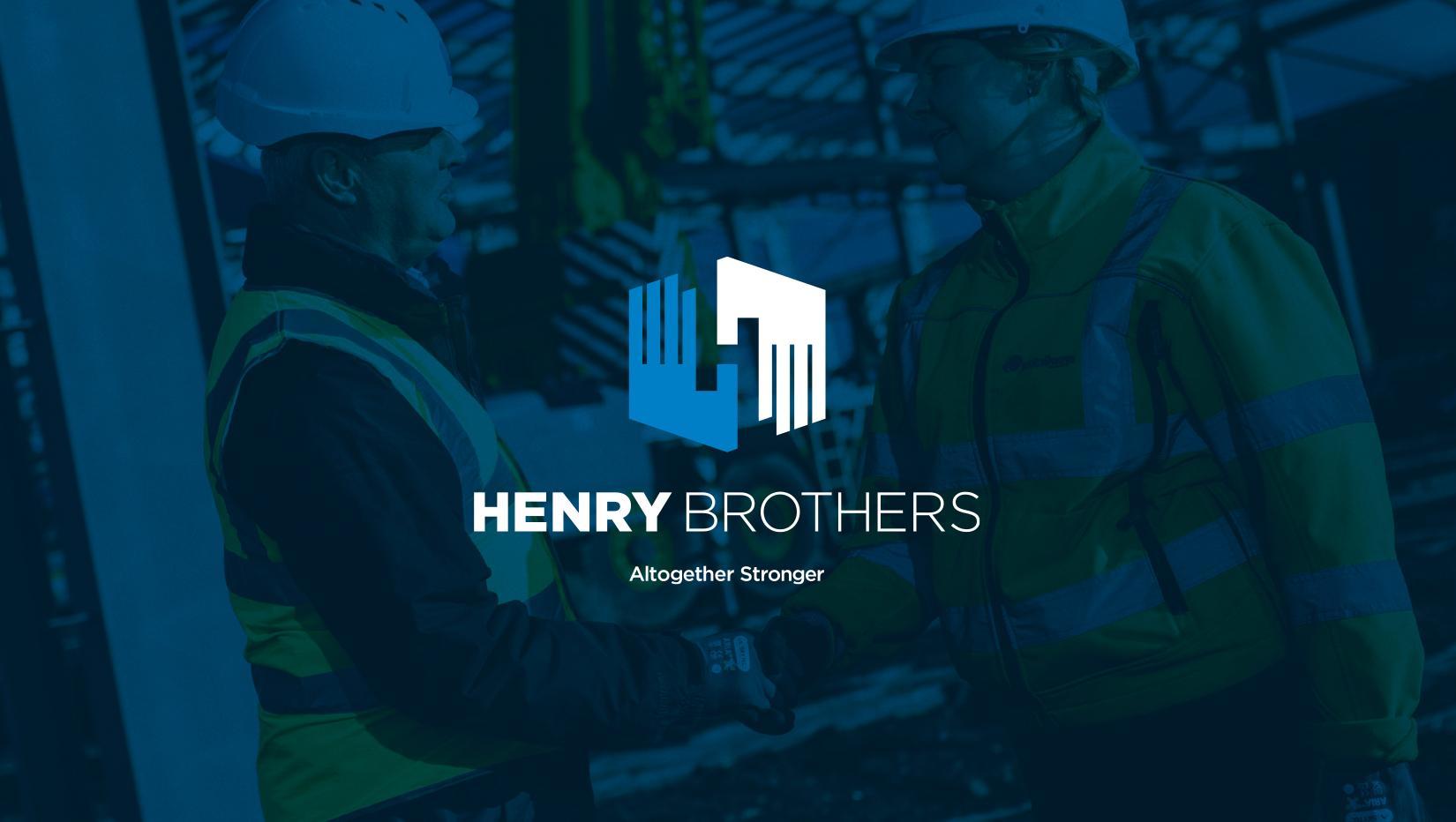 Henry Brothers Branding