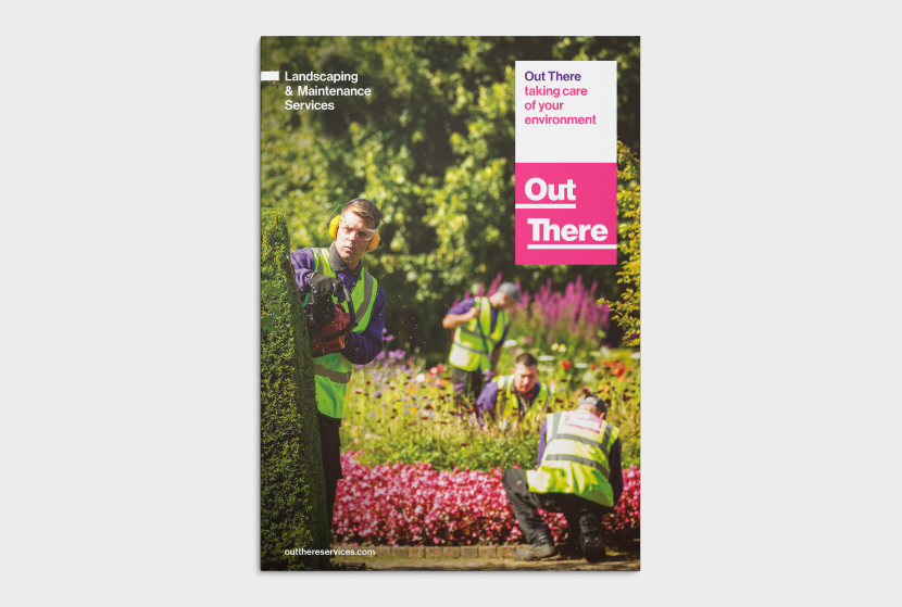 Out There Brochure