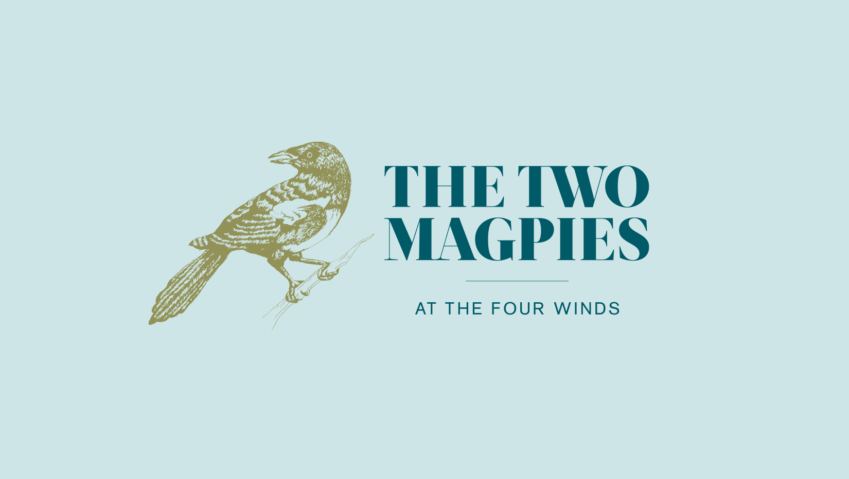 The Two Magpies