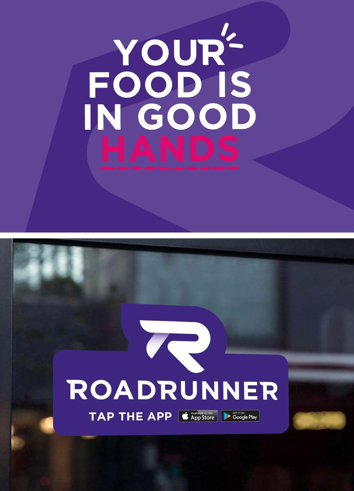 Roadrunner Signage